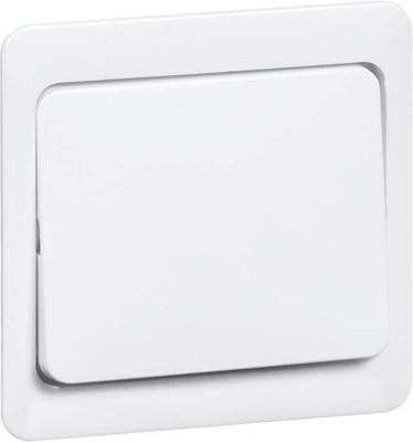 Peha Wippe reinweiß für Schalter/Taster D 80.640.02