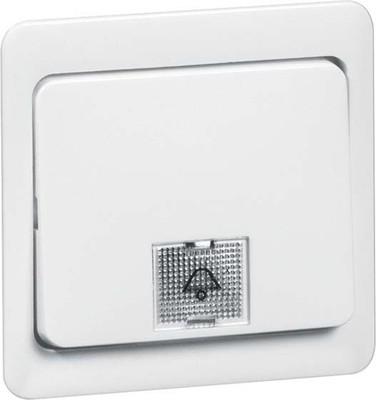 Peha Wippe versch.Symbole weiß für Schalter/Taster D 80.655 W