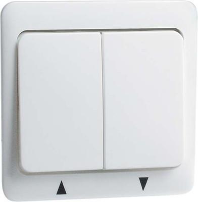 Peha Wippe Symbol AUF/AB reinweiß für Kombination D 80.644.02