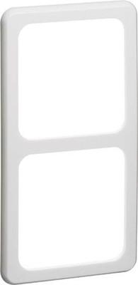 Peha Rahmen 2-fach weiß waage/senkrecht D 80.672 W