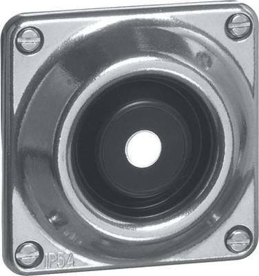 Peha Oberteil aluminium guss für AP/UP Sch/Taster D 300.69 OBT AGU