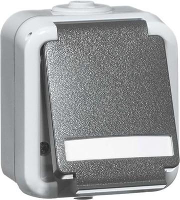Peha Wippe aluminium D 6621 WAB NA