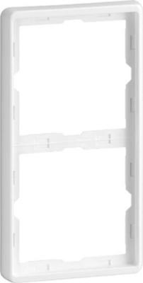 Peha Rahmen 2-fach aluminium waage/senkrecht D 95.572.70