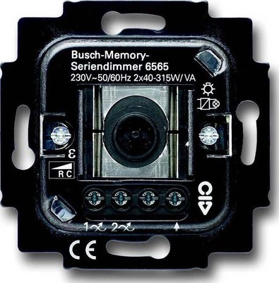 Busch-Jaeger Memory-Seriendimmer 6565 U