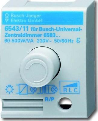 Busch-Jaeger Bedienelement Drehen 6543/11