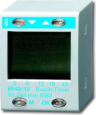Busch-Jaeger Timer Bedienelement 6543/12
