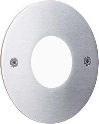 Brumberg Leuchten LED-Wand-EB-Leuchte edelstahl 1xPower-LED 1W weiß P3937W