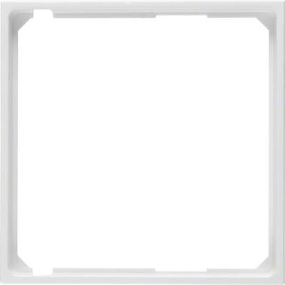Berker Zwischenring polarweiß glänzend 11098989