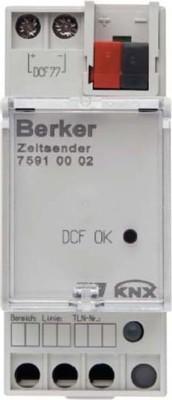 Berker Zeitsender lichtgrau REG 75910002