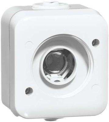 Peha Lichtsignal reinweiß E14 ohne Lampe D 695/14.02 WAB O.H.