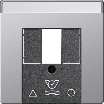 Gira Zentralplatte aluminium TDO 0860203