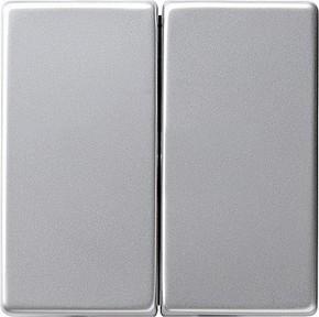 Gira Wippe Seriensch. aluminium 0295203