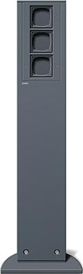 Gira E-Säule 3x Leereinheit 491mm Gira Energies. 134528