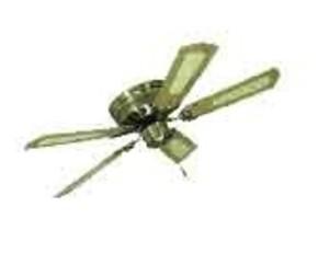 DeKo Ventilator altmess/Pinie/Eiche Liane-103 BC 833-B