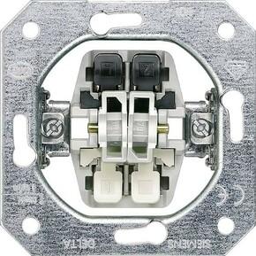 Siemens Indus.Sector Doppel-Tastereinsatz Delta 5TD2111