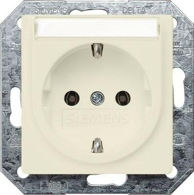 Siemens Indus.Sector Schuko-Dose Delta Plus, ews 5UB1555
