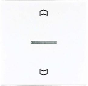 Jung Wippe Symbole/Lichtl.aws für Taster LS 990 KO5P WW