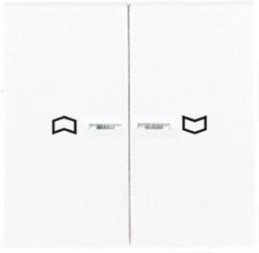 Jung Wippe Symbole/Lichtl.aws für Taster 2-fach LS 995 KO5P WW