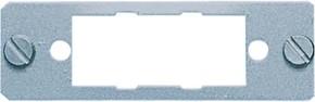 Jung Montageplatte für Steckverbinder D 15