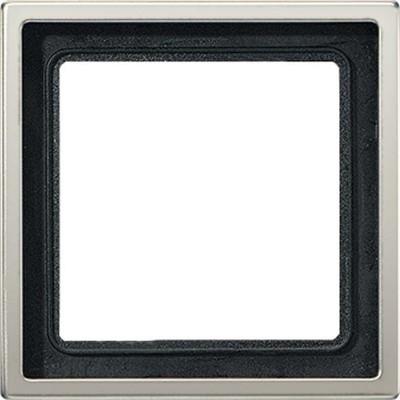 Jung Rahmen 2-fach aluminium waage/senkrecht AL 2982