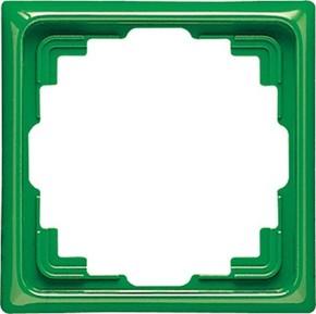Jung Rahmen 1-fach gn waage/senkrecht CD 581 K GN