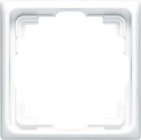 Jung Rahmen 1-fach gr waage/senkrecht CD 581 K GR
