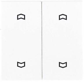 Jung Wippe Symbole aluminium für Taster AL 2995 MP
