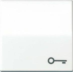 Jung Wippe Symbol TÜR alpinweiß für Taster AS 591 T WW