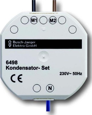 Busch-Jaeger Kondensator-Set 6498