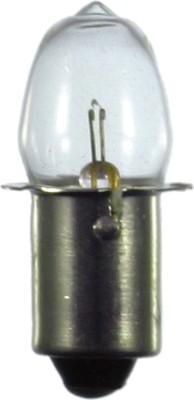 Scharnberger+Hasenbein Olivformlampe 11,5x30,5mm P13,5s 7,2V 0,5A 93472