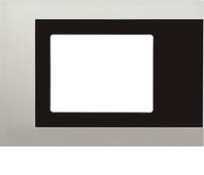 Jung Rahmen edelstahl Colour Touch Panel FP ES 781