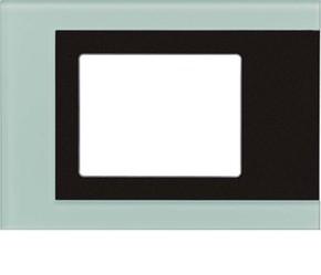Jung Rahmen glas Colour Touch Panel FP GLAS 781