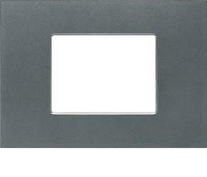 Jung Rahmen anthrazit Colour Touch Panel FPI 781 AN