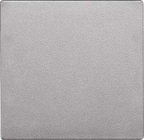 Merten Funk-Sensorfläche aluminium für Dimmer-Einsatz 502660