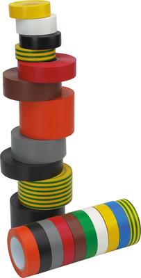 Cimco Universal-Isolierband 15x10 schwarz 16 0100