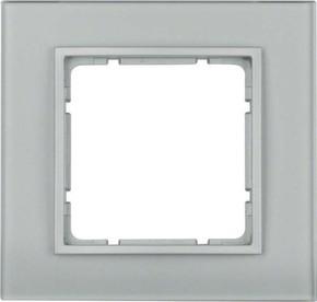Berker Glasrahmen 1-fach ch 10116414