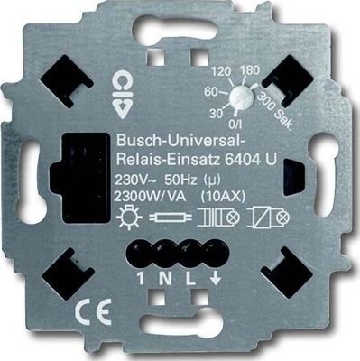 Busch-Jaeger Relais-Einsatz 6404 U