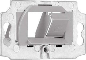 Jung Montageadapter 2-fach für 2 Univ-Module UMA-MA2