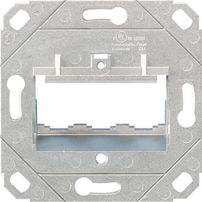 Jung Montageadapter 3-fach für 3 Univ-Module UMB-MA3