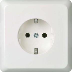 Elso Steckdose mitTragbügel 16A pws, für Gerätet 505010