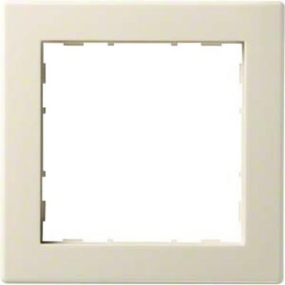 Hager Rahmen 1-f. cre WYR111