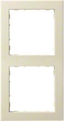 Hager Rahmen 2-f. cre WYR121