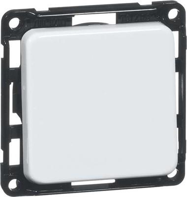 Peha Wechselschalter schwarz 10A 250V 1-pol. D 716.19