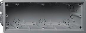 Gira Gerätedose 3-fach 289800
