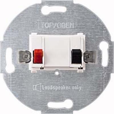 Merten Lautsprecher-Einsatz polarweiß 1-fach 466919