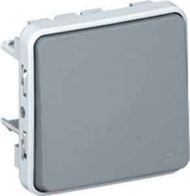 Legrand (BT) Aus-Wechselschalter gr AP, 10A,250V, IP55 69511