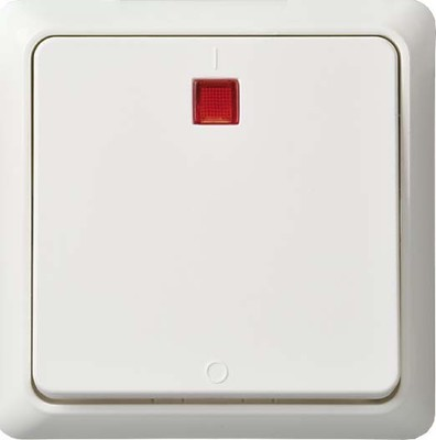 Schalter/Taster Komplettgeräte für UP-Montage