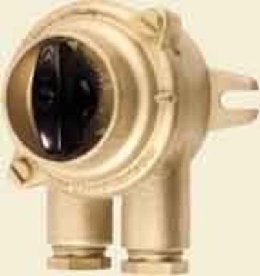 Wiska HNA-switch brass IP56 1133/2/P