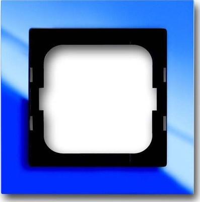 Busch-Jaeger Abdeckrahmen 1-fach ch blau 1721-288