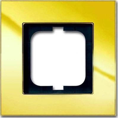 Busch-Jaeger Abdeckrahmen 1-fach ch Rahmen gold 1721-823-101